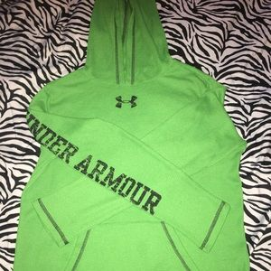 Boy's Under Armour Thermal Hoodie YL